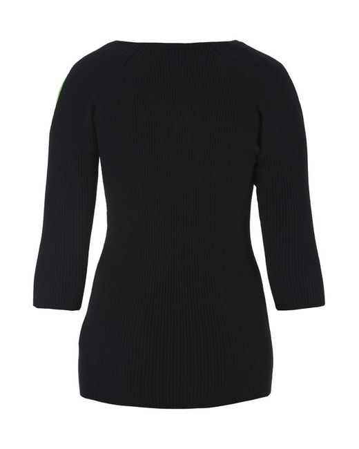 Джемпер Lacoste                                                                                                              чёрный цвет