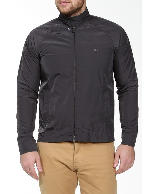 Куртка Lacoste                                                                                                              серый цвет