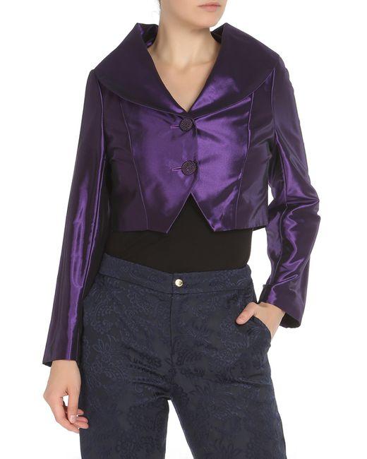 Жакет Kate Cooper                                                                                                              фиолетовый цвет