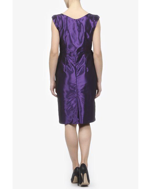 Платье Kate Cooper                                                                                                              фиолетовый цвет