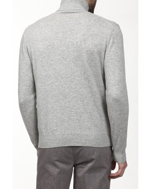 Свитер Вязаный Tsum Collection                                                                                                              серый цвет