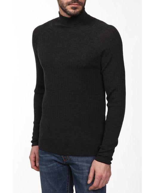 Пуловер Вязаный Wooyoungmi                                                                                                              серый цвет