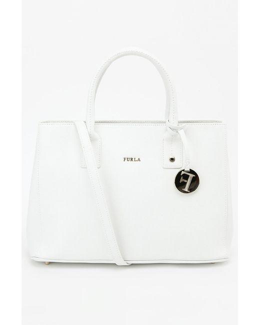 Сумка Furla                                                                                                              белый цвет