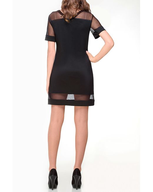 Платье Panda                                                                                                              чёрный цвет