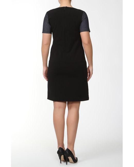 Платье VDP                                                                                                              синий цвет