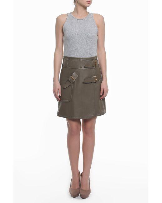 Платье Derek Lam 10 Crosby                                                                                                              зелёный цвет