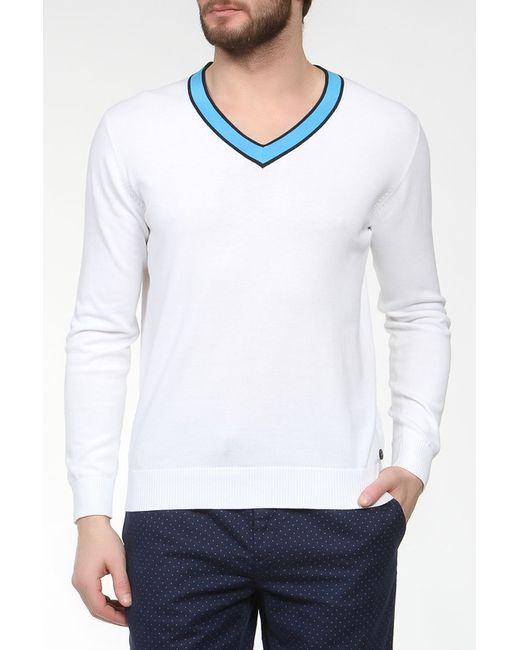 Джемпер Lagerfeld                                                                                                              белый цвет