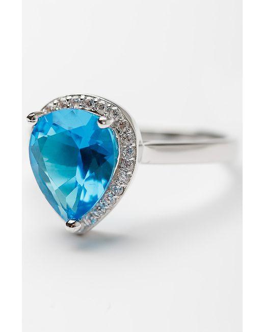 Кольцо FRANSUA ARDY                                                                                                              голубой цвет