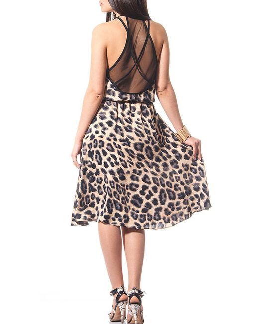Платье Evercode                                                                                                              коричневый цвет