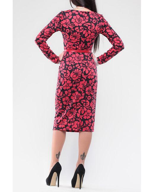 Платье REBECCA TATTI                                                                                                              красный цвет
