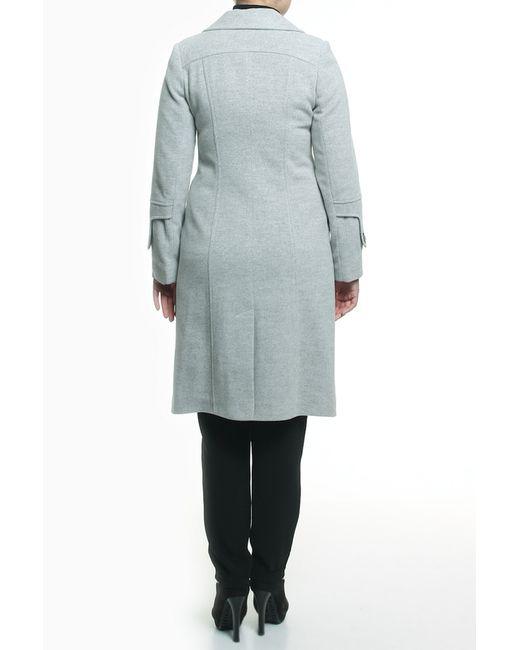 Пальто LANITA                                                                                                              серый цвет