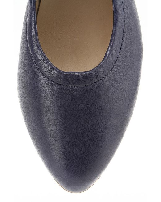 Туфли Hogl                                                                                                              синий цвет