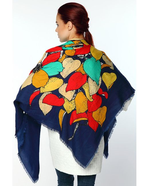 Платок Sophie Ramage                                                                                                              многоцветный цвет