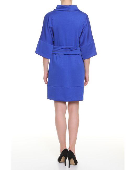 Платье Alina Assi                                                                                                              фиолетовый цвет