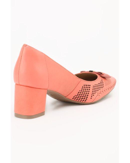 Туфли Летние Открытые Ridlstep                                                                                                              красный цвет
