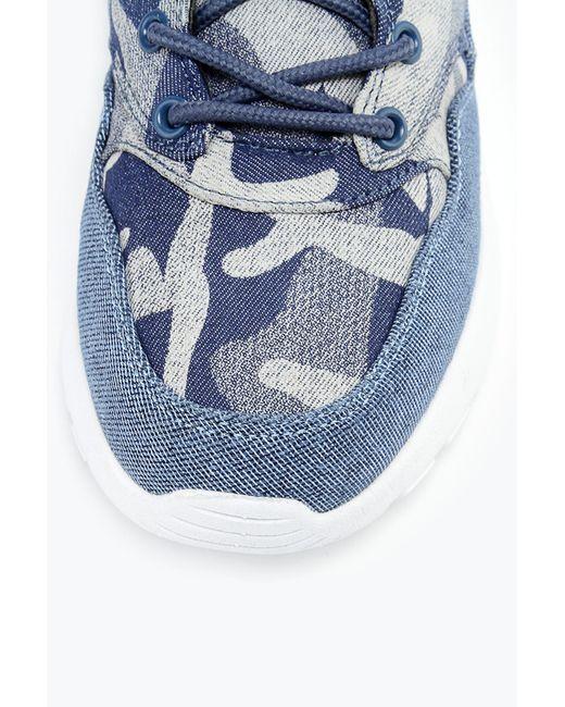 Кроссовки TORDIS                                                                                                              голубой цвет