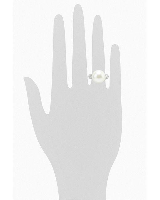Кольцо BELIEF                                                                                                              Серебряный цвет