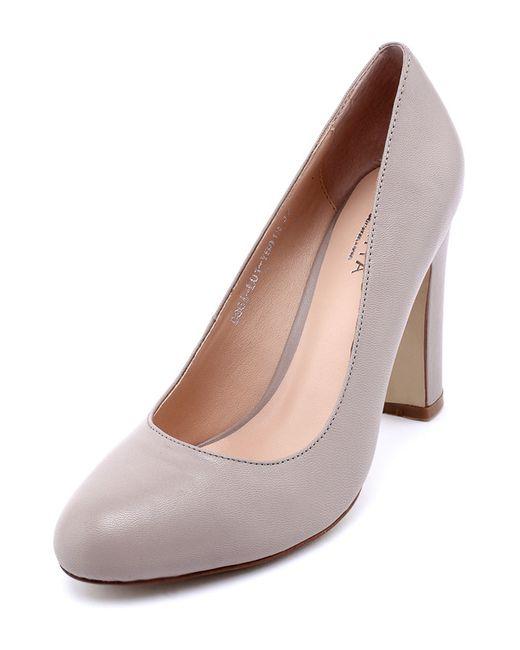 Туфли Zumita                                                                                                              серый цвет