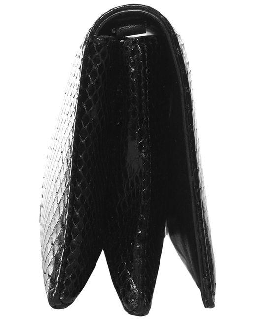 Клатч Roberto Cavalli                                                                                                              чёрный цвет