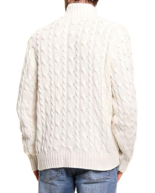 Свитер Вязаный Ralph Lauren                                                                                                              бежевый цвет