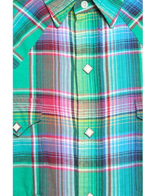 Рубашка Ralph Lauren                                                                                                              многоцветный цвет
