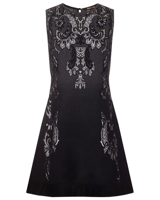 Платье ROBERTO CAVALLI PRECOLLECTION                                                                                                              серый цвет