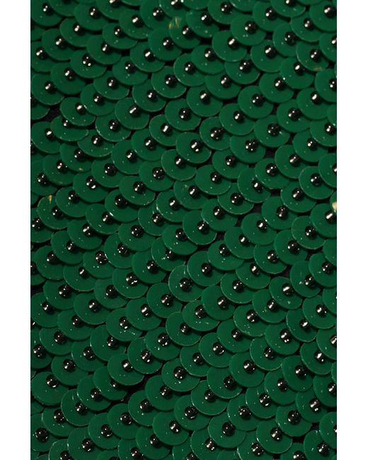 Платье ROBERTO CAVALLI CRUISE                                                                                                              зелёный цвет