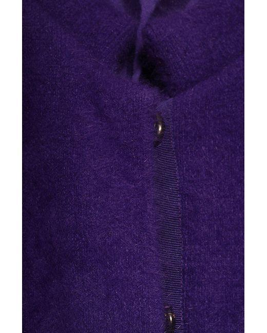 Пальто Roberto Cavalli                                                                                                              многоцветный цвет