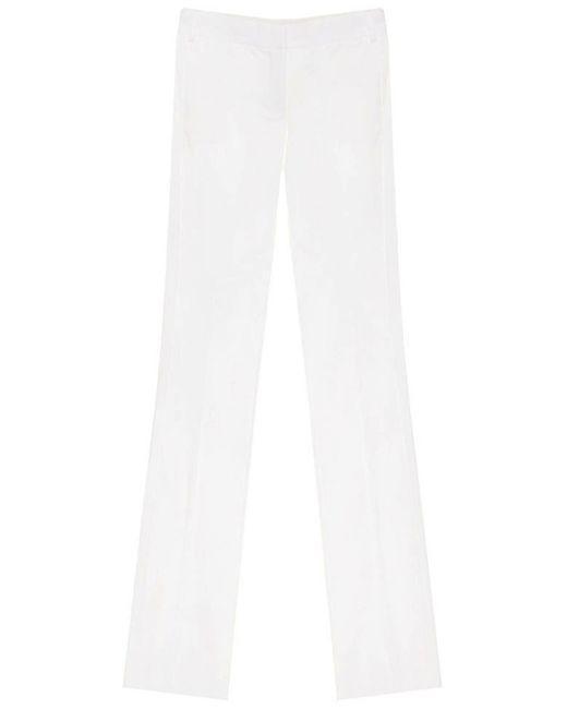 Брюки Roberto Cavalli                                                                                                              белый цвет
