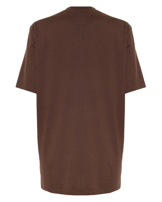 Майка Givenchy                                                                                                              коричневый цвет
