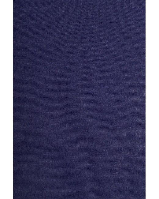 Топ Emporio Armani                                                                                                              синий цвет