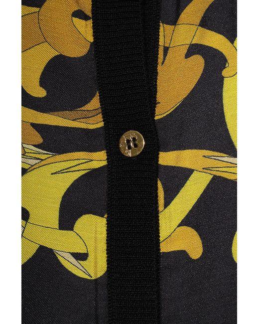 Джемпер Versace Collection                                                                                                              чёрный цвет