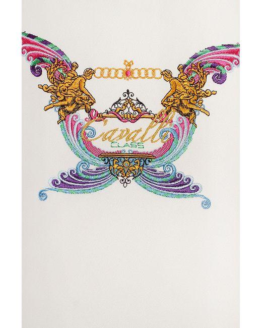 Джемпер Roberto Cavalli                                                                                                              многоцветный цвет