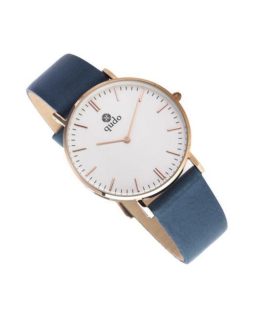 Часы Qudo                                                                                                              белый цвет