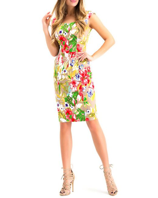 Платье Xarizmas                                                                                                              бежевый цвет