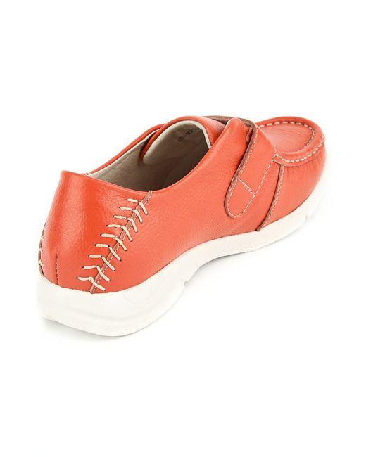 Туфли SHOIBERG                                                                                                              красный цвет