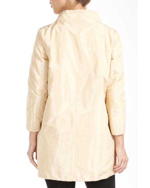 Пальто Salco                                                                                                              желтый цвет