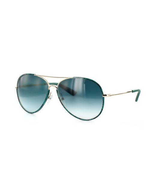Очки Солнцезащитные Etro                                                                                                              зелёный цвет
