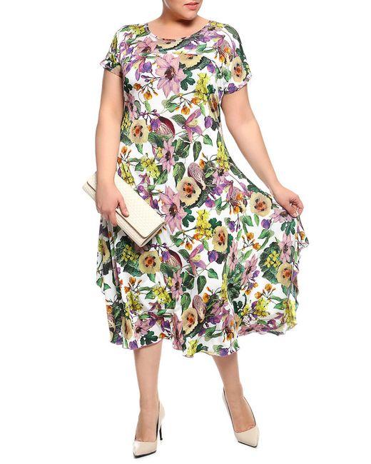 Платье Amazone                                                                                                              многоцветный цвет