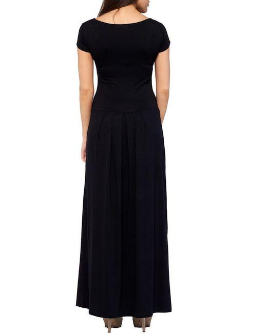 Платье Majaly                                                                                                              чёрный цвет