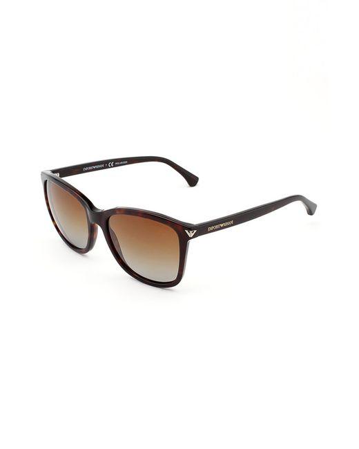 Очки Солнцезащитные Emporio Armani                                                                                                              многоцветный цвет