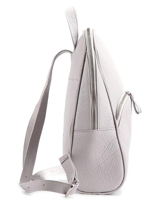 Сумка-Рюкзак Esse                                                                                                              серый цвет