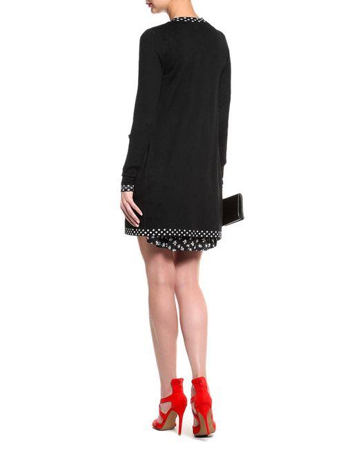 Кардиган Diane Von Furstenberg                                                                                                              чёрный цвет