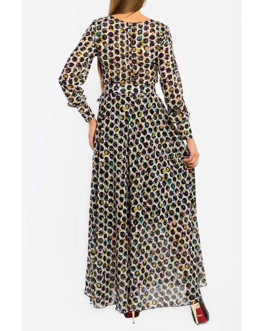 Платье Monamod                                                                                                              чёрный цвет
