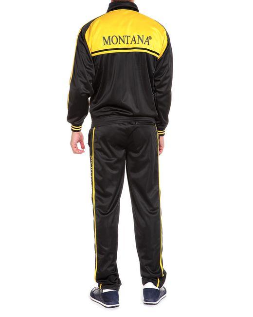 Костюм Спортивный Montana                                                                                                              желтый цвет