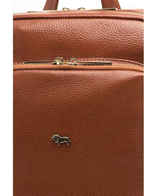 Рюкзак Labbra                                                                                                              коричневый цвет