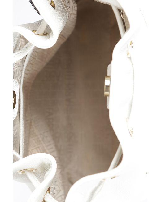 Сумка Fabretti                                                                                                              белый цвет