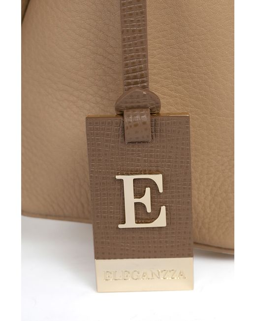 Кроссбоди Eleganzza                                                                                                              коричневый цвет