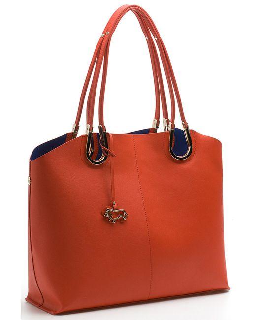 Сумка Labbra                                                                                                              оранжевый цвет