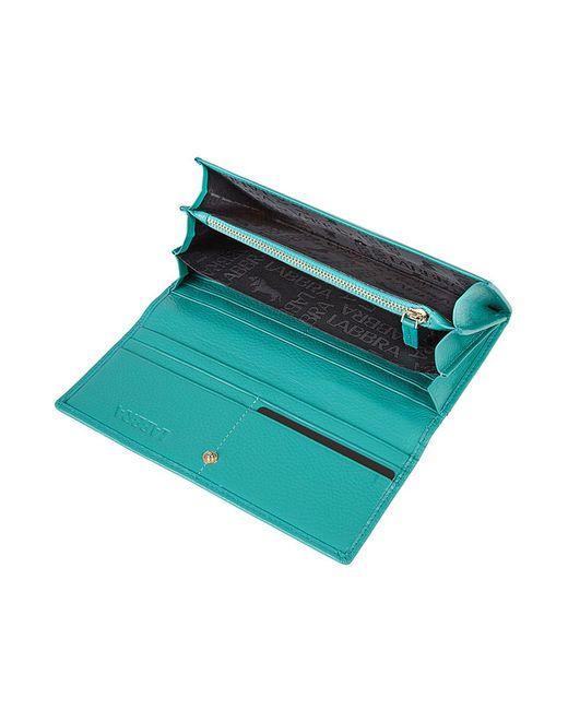Кошелек Labbra                                                                                                              голубой цвет